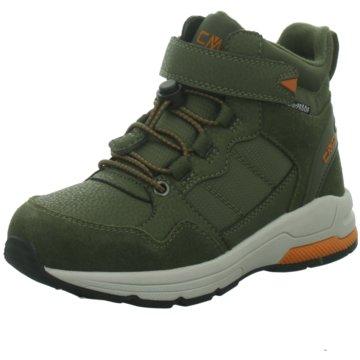 CMP Sneaker LowKIDS HADIL LIFESTYLE SHOES WP - 30Q4524 grün