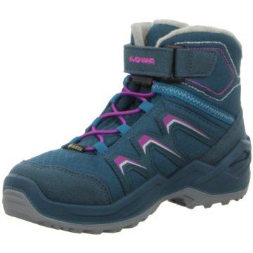 LOWA Sneaker HighMADDOX WARM GTX - 650781 blau