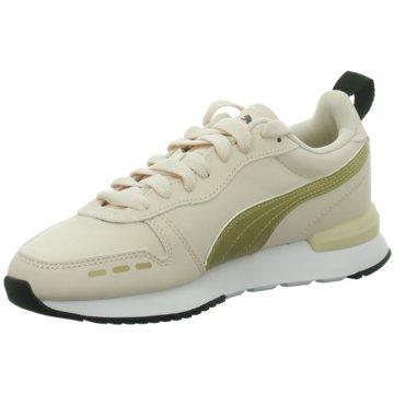 Puma Sneaker Low R78 WMN S METALLIC FS - 368867 weiß
