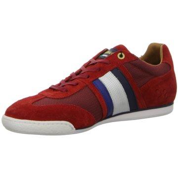 Pantofola d` Oro Sportlicher SchnürschuhImola rot