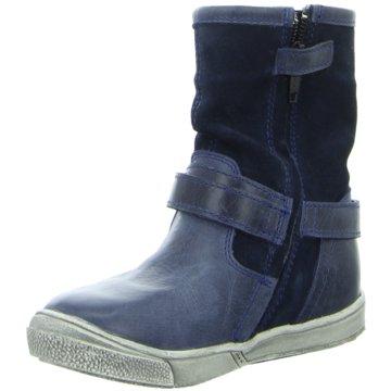 Braqeez Halbhoher Stiefel blau