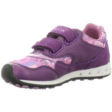 Geox KlettschuhStar Runner 2 Infant lila