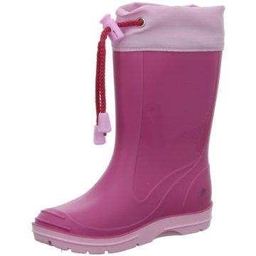 BECK Kleinkinder MädchenGummistefel pink