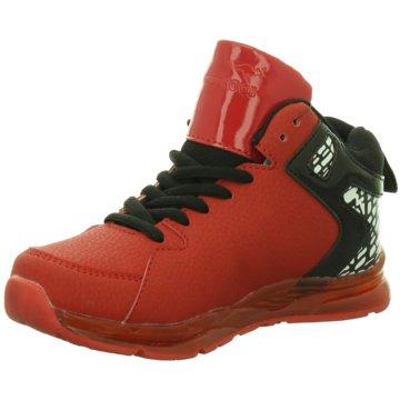 KANGAROOS Sneaker HighK-Lev VI HI rot