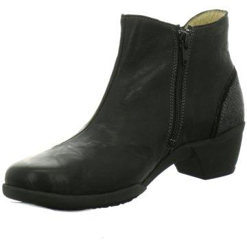 Fidelio-Hallux Chelsea Boot schwarz