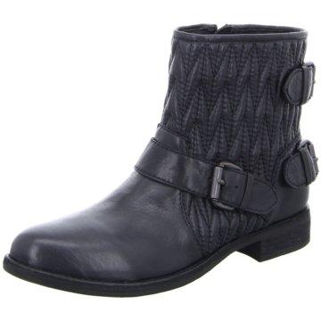 SPM Stiefelette schwarz