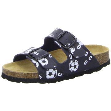 LONGO Offene Schuhe blau