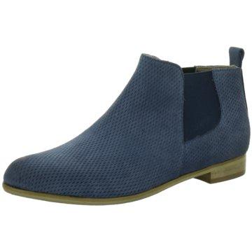 Ca'D'Oro Chelsea Boot blau