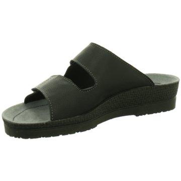 ROHDE Bequeme Sandalen schwarz