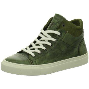 Overstate Sneaker High grün
