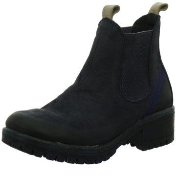 Lazamani Chelsea Boot blau