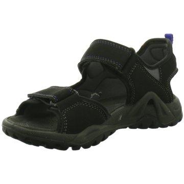 IMAC Sandale schwarz