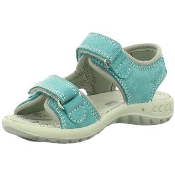 IMAC Offene Schuhe türkis