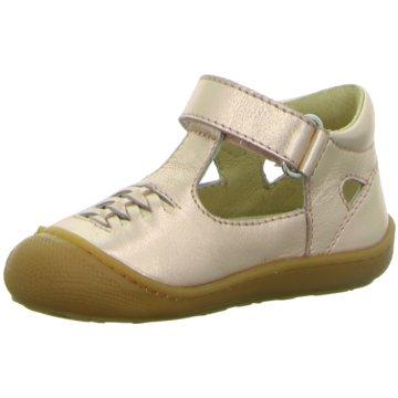 Naturino Sandale gold