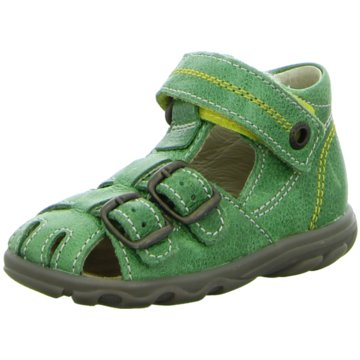 Richter Sandale grün