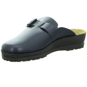 Rohde Komfort PantoletteNaturana-D  - G blau