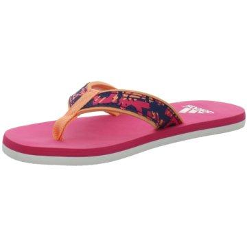 adidas Offene SchuheBeach Thong K pink