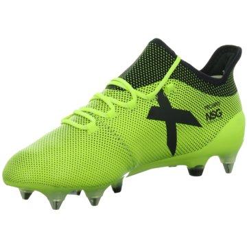 adidas Stollen-SohleX 17.1 SG gelb