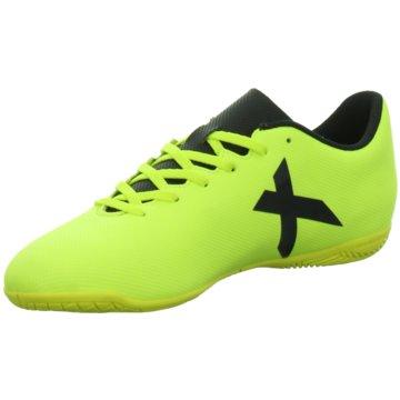 adidas Hallen-Sohle gelb