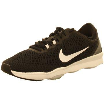 Nike TrainingsschuheZoom Fit Damen Trainingsschuh fuchsia schwarz