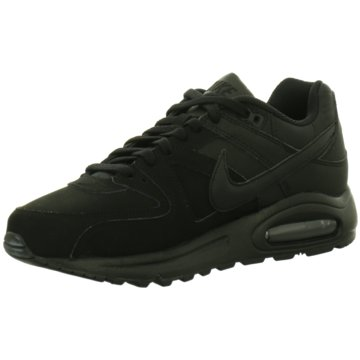 Nike Street LookAIR MAX COMMAND LEATHER - 749760-003 schwarz