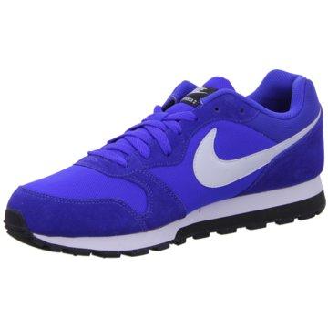 Nike Street Look blau