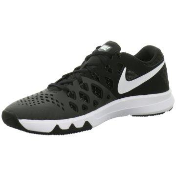Nike Street LookTrain Speed 4 Herren Trainingsschuh Fitness schwarz weiß schwarz