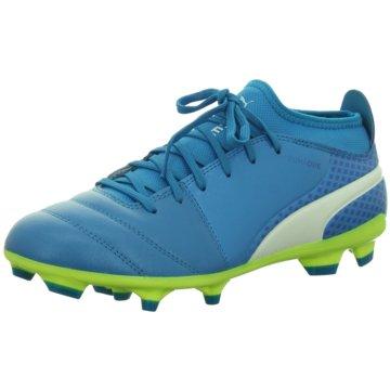 Puma Nocken-Sohle blau