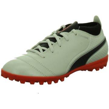 Puma Fußballschuh weiß