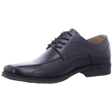 Hengst Footwear Business Schnürschuh schwarz
