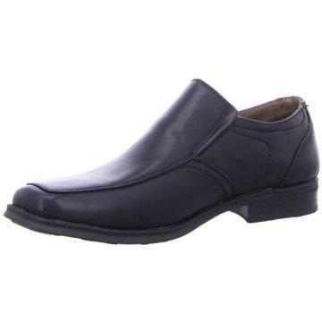 Hengst Footwear Business Slipper schwarz