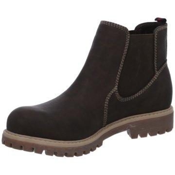 Supremo Chelsea Boot braun