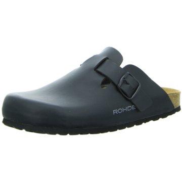 Rohde Clog schwarz