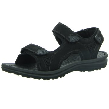 Hengst Footwear Trekkingsandale schwarz