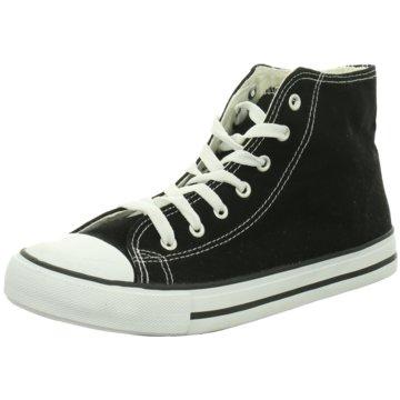 Hengst Footwear Sneaker High schwarz