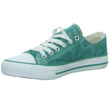 Hengst Footwear Sneaker Low grün
