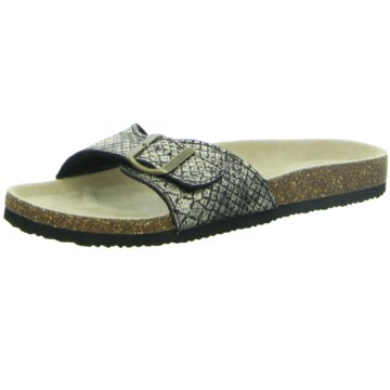 Hengst Footwear Klassische Pantolette animal