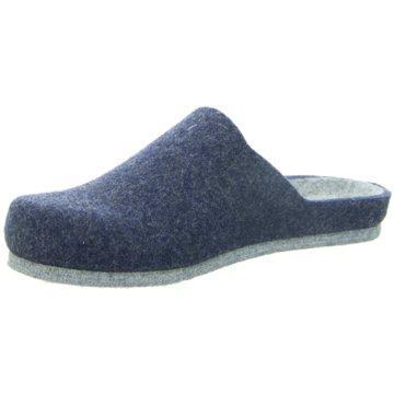 Longo HausschuhLongo blau