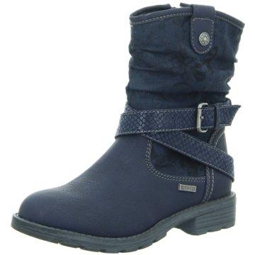 Supremo Halbhoher Stiefel blau