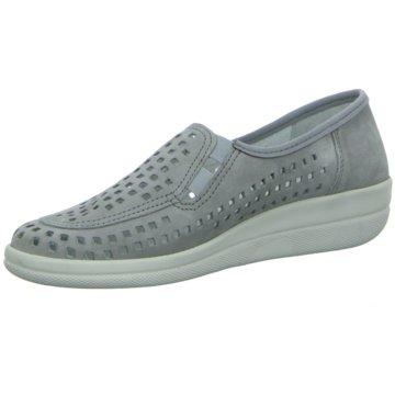 Longo Komfort Slipper grau