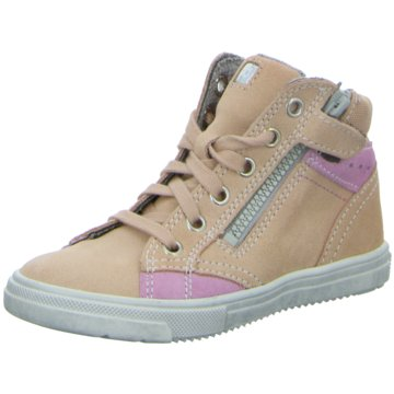 Richter Sneaker High rosa