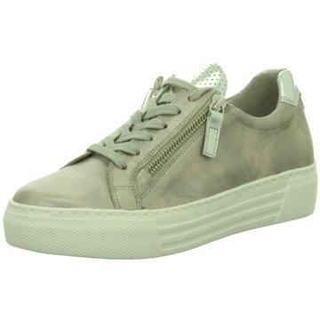 Gabor Sneaker LowSneaker grün