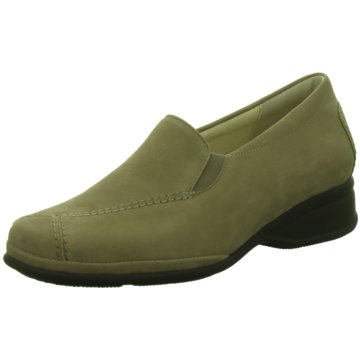 Semler Komfort SlipperRia - H grün