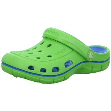 Coqui Offene Schuhe grün