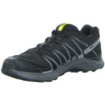Salomon SHOES XA LITE GTX® Bk/Quiet Sh