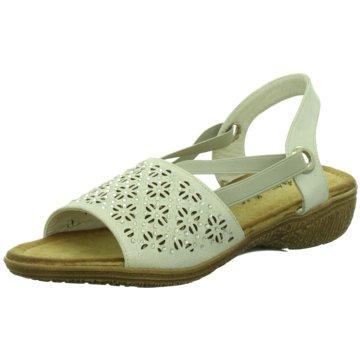 Firence Komfort Sandale beige