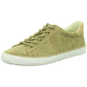 Esprit Sneaker Low beige