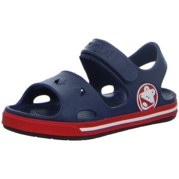 Coqui Sandale blau