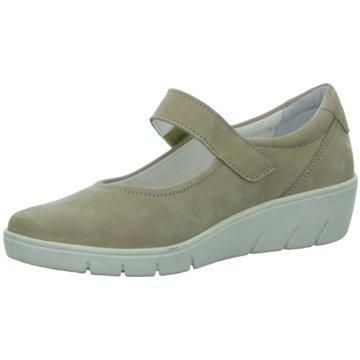 Longo Komfort Slipper beige