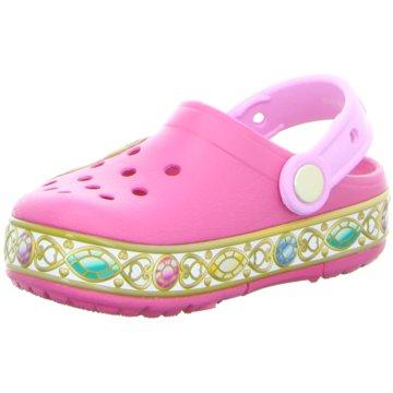 CROCS ClogCB Disney Princess Lts Clog K pink